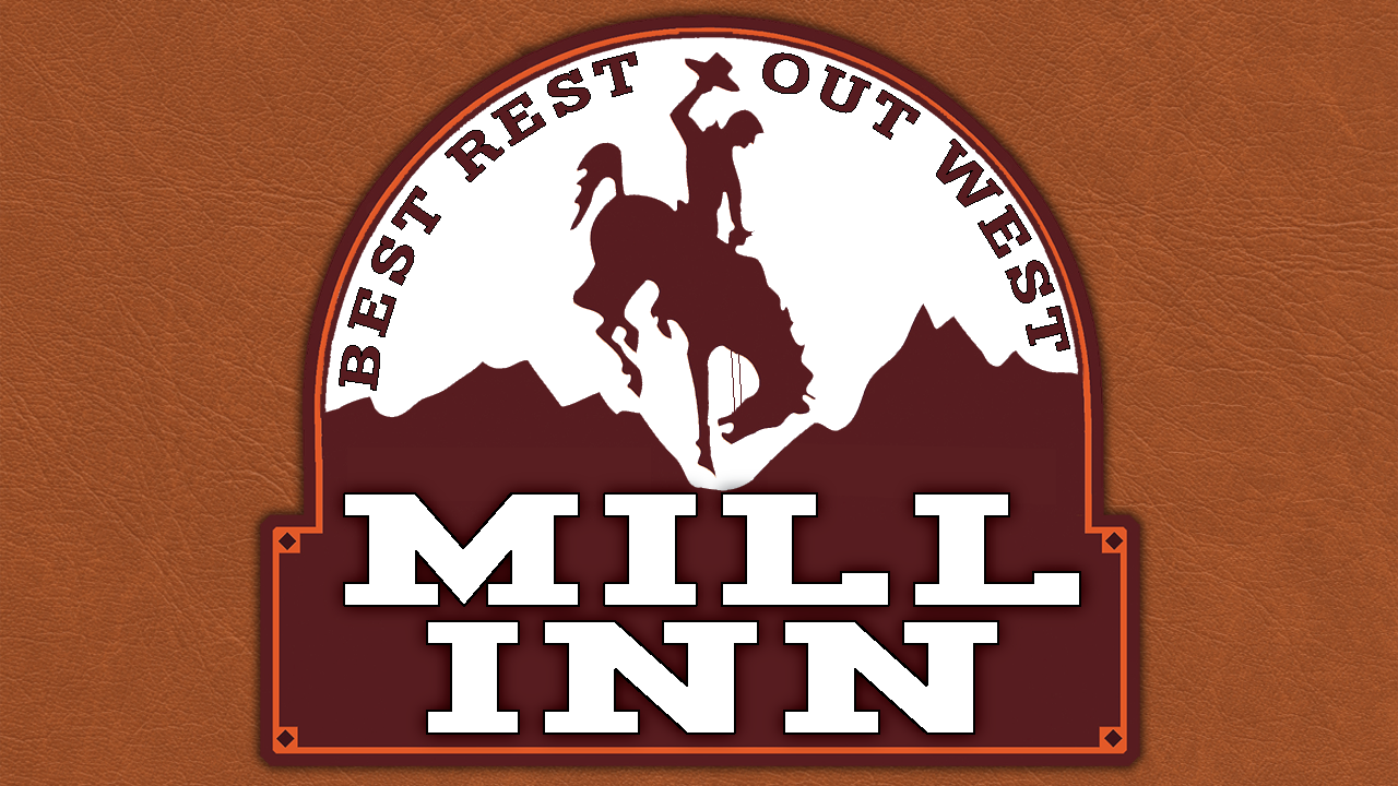 Mill in logo